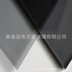 烟灰色玻璃 欧洲灰玻 浅灰玻6mm 3300*2440 秦皇岛生产