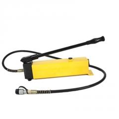 惠扬牌液压手动泵站 方型3.2升L油箱超高压油泵HYCP-700D工具