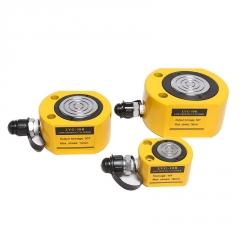 惠扬超薄型液压千斤顶10T分离式小型电动立式HYC-101油缸工具