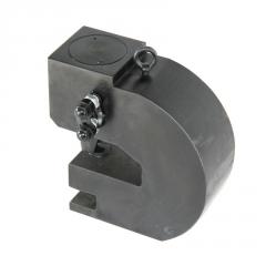 惠扬双作用液压冲孔机特大开孔分离式电动铜铝排母线CH-100打孔器