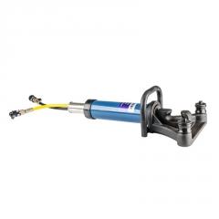 惠扬手提式钢筋弯曲机电动全自动便携式小型40型桩头调直