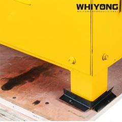 惠扬多功能滚动式弯管机电动圆管方管大棚液压立式HY-76B弯管器