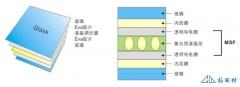 苏州银行 商场 写字楼 装修专用电控调光玻璃 智能玻璃