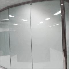 电控调光变色玻璃 电控玻璃11mm 智能电子玻璃可定制