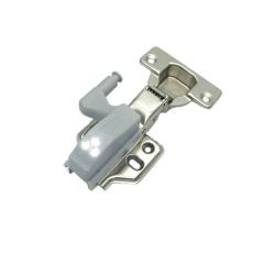 厂家直销智能感应LED铰链灯超长寿命橱柜灯无线衣柜灯配件带电池