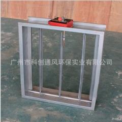 广州厂家直销3C认证280度常开排烟防火阀 400*250