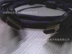 1米HDMI高清延长线 高清音频视频连接线 机顶盒 录像机转接线