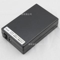 锂离子充电电池9800毫安监控配件 野外钓鱼电子产品供电 12V输出