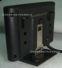 2.5寸液晶监视器车载倒车后视切换 可选2路视频 CVBS信号高清画面