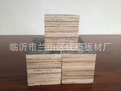 厂家生产:木屑脚墩,刨花脚墩,刨花木块,托盘垫脚 坚固美观