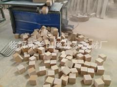 厂家生产:木屑脚,托盘垫块,刨花墩,木屑脚墩,刨花木块