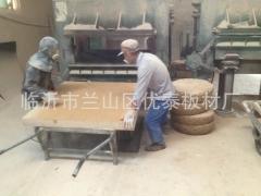 厂家生产:免熏蒸垫块,出口包装箱垫块,木屑墩,刨花垫块
