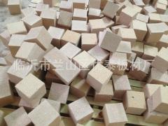 木托盘垫块,包装箱垫块,刨花板木方,托盘垫脚