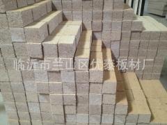 厂家生产:托盘脚块,木屑方块,托盘脚墩,刨花板木方 坚固美观