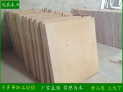 厂家生产:木屑脚墩,刨花脚墩,刨花木块,托盘垫脚 绿色环保