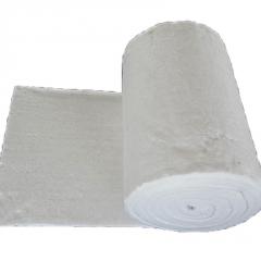 现货批发硅酸铝防火毯陶瓷纤维保温棉含锆型硅酸铝隔热纤维针刺毯
