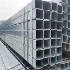 云南钢材 镀锌方管 q345b 无缝方钢管 矩形管 方通40*40 厂家价格