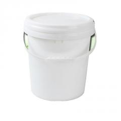 希盛达批发全新环保密封圆桶 加厚乳胶桶涂料桶 18.5L化工塑料桶