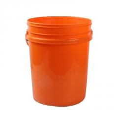 批发涂料桶乳胶桶20L化工桶 密封食品级塑料包装桶带盖圆形塑料桶