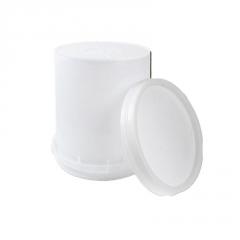 圆桶涂料桶 全新进口原材料23L食品级密封包装桶 加厚化工塑料桶