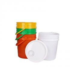 希盛达 20L塑料化工机油桶 全新环保化工塑料桶加厚机油桶涂料桶