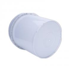 加厚pp塑料圆形化工涂料桶 8.5升包装桶泡菜密封桶加工定制