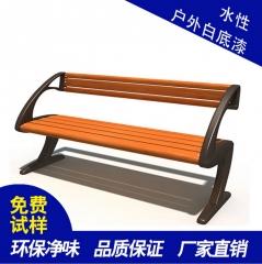 水性户外木器白底漆耐候性好环保木器漆走廊木桥防腐翻新白底漆 哑光