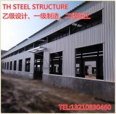 单层、多层设计加工钢结构厂房