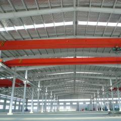 环保的钢结构工程