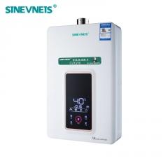 厂家直销燃气热水器13升0秒恒温家用热水器工厂贴牌OEM恒温机批发