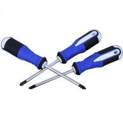厂家直销螺丝刀 经济耐用多规格螺丝刀 维修用十字铬钒螺丝刀批发