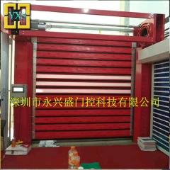 深圳快速门 工业硬质电动快速卷帘门价格自动卷闸门定制厂家直销