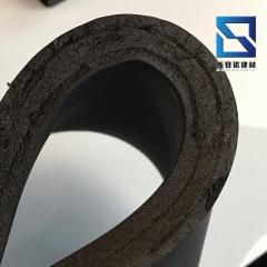 橡塑板b1阻燃 橡塑隔热自粘加膜保温板 高密度空调吸音减震橡塑板