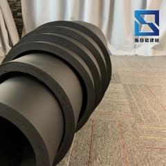 复合橡塑板 自粘背胶橡塑保温板 单面铝箔难燃b1级发泡橡塑保温板