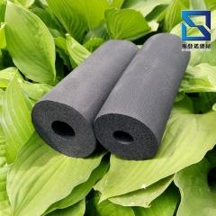 橡塑管壳保温材料 b1级阻燃空调保温橡塑发泡管 5mm橡塑海绵管