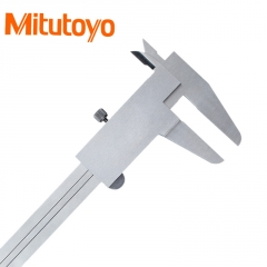 原装进口Mitutoyo三丰四用不锈钢游标卡尺530-312/118刻度线卡119