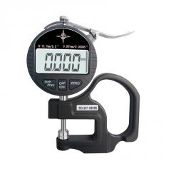 电子数显厚度计机械厚度测量仪皮革布料板材测厚工具厚薄规测厚表