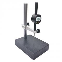 SD高精度电子千分表数字百分表0-50.8mm大理石比测台一套高度计规