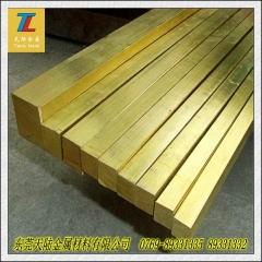 H62黄铜棒 h62黄铜厂家直销 六角棒 种类规格齐全 可加工零切
