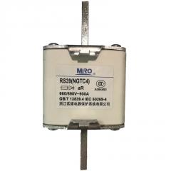 MRO茗熔方管刀型快速熔断器RS39/NGTC4