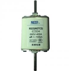 MRO茗熔方管刀型快速熔断器RS33(NGTC2)