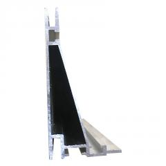 厂家定制CNC加工铝材铝件 铝制品 铝合金型材深加工表面着色处理