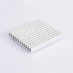 厂家定制散热铝合金型材 梳子型散热铝型材 挤压铝合金散热器铝材