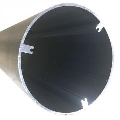 开模定制工业铝型材 4080欧标铝合金立柱型材 加工组合框架铝材