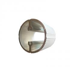 灯饰铝材 圆管 工业铝材金属加工材 大量供应铝材