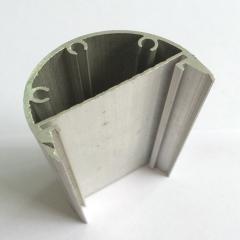 佛山灯饰铝合金定制 挤压铝材加工 LED灯具支架型材来图开模定做