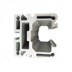 厂家直销6063铝型材 异形铝型材 灯饰铝材 支持定制