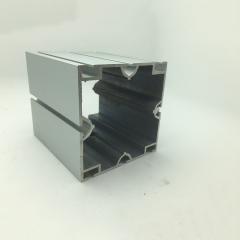 组合框架铝材 8040欧标铝合金型材 工业流水线型材 可定制铝外壳