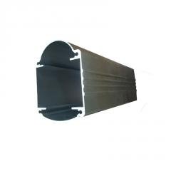 厂家直销供应灯饰铝材 椭圆铝型材 工业铝材