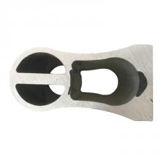厂家大量生产工业铝材6063 各种流水线异型铝材 金属加工材
